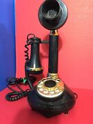 Vintage Candlestick Phone Western Electric Atandt