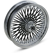 Drag Specialties Front Fat Daddy Wheel - Dual Disc - 18 X 3.5 | 04835-2018bs
