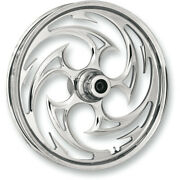 Rc Components Front Wheel - Savage - 21 X 3.5 - W/abs | 21350-9031a-85c