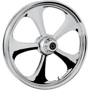 Rc Components Front Wheel - Nitro - Dual Disc - 23 - W/abs | 23375-9031a-92c