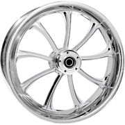 Rc Components Rear Wheel - Revolt - 18 X 5.5 - With Abs   18550-9210a-124