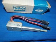 Nos Ford 61 62 63 Lincoln Continental Blower Motor Switch With Ac