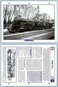 Plm 151a - Golden Age - French - Legendary Trains Maxi Card