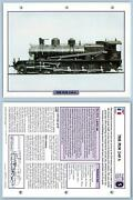 Plm 240 A - Golden Age - French - Legendary Trains Maxi Card