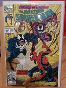 The Amazing Spiderman 362 May 1992 Second App Carnage