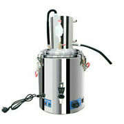 304 Stainless Steel Moonshine Still Alcohol Whisky Wine Alembic Still Brewing