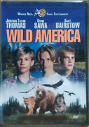 Wild America Dvd 1997 Factory Sealed / Chapters Inside / Rare