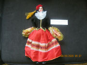 European Doll From Greece Handmade Ethnicities Cultures Bought 1982 14