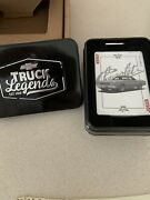 New 100 Yrs Chevrolet Truck Legendschevy Nibdeck Of Cards Tin Box Old Cars