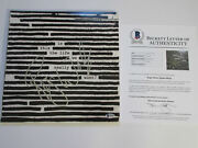 Roger Waters Signed Pink Floyd Is This The Life Vinyl Lp Beckett Bas Coa A06304