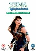 Xena - Warrior Princess Seasons 1 To 6 Complete Collection Dvd [uk] New Dvd