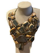 Authentic Rare Couture Charles Albert Necklace. Collectible