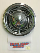 Vintage 1958 Chevrolet 14 Inch Wheel Cover Hubcap Ct 58 Wc