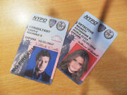 Castle Nypd Badge New York Police Id Card Movie Prop Id Badge New York Badge Cia