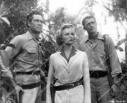 Crp-07572 1953 Clayton Moore Phyllis Coates Johnny Sands Serial Film Jungle Dr