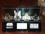 Sphero Star Wars Bb-8/r2d2/bb9e App-enabled Droids With Force Band Display Units