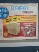 Elements All Climate Rv Cover Pick-up Camper