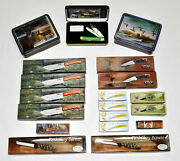 Lot Of 19 Assorted Knives - Frost Cutlery 4884 300+