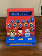 Schylling Old Fashioned Tin Cash Register Pretend Play Toy