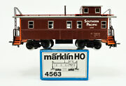 Marklin Ho Scale 4549 Southern Pacific Caboose 1145
