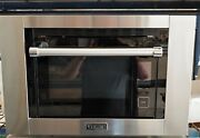 Viking Mvsoc530ss 30 Combi-steam Convection Oven Smart Cook Stainless Steel