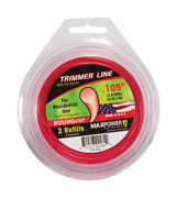 Maxpower Roundcut Commercial Grade 0.105 In. Dia. X 30 Ft. L Trimmer Line