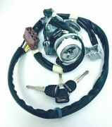Oem Us443 New Ignition Switch With Lock Cylinder Acura