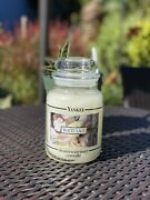 Yankee Candle - 22 Oz - White Lace - Black Label - Very Rare