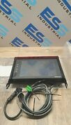 Datalux Lmp-c5 Touch Screen Flat Display With Red Alert Light