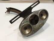 Vintage Marmon Tail Light Stand And Housing Assembly - Rare Survivor 1925 1927