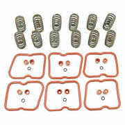 Valve Springs And Seals Kit For Dodge Cummins 6bt 5.9 89-98 Upgraded 3916691 New