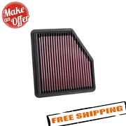 Kandn 33-5094 Replacement Air Filter For 2019-2020 Nissan Altima 2.0l L4 Gas