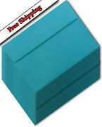 Teal Aqua A7 Envelopes 5-1/4 X 7-1/4 For 5 X 7 Greeting Cards Invitations Shower