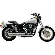 Cobra Speedster Slashdown Exhaust - Dyna And03912-and03917   6858