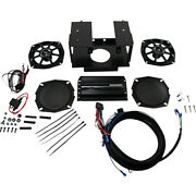 Kicker Speaker Kit - 5-1/4 - 2ch Amp - And03996-and03913 Fl   46hds962