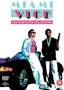 Miami Vice Seasons 1 To 5 Complete Collection Dvd [uk] New Dvd
