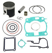 Namura Size B Piston Bearing And Gasket Kit For Yamaha Yz250 Wr250 Std Bore 68mm