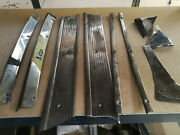 Fiat 2300 S Coupe Chrome Parts Ask For Price