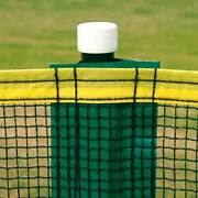 Enduro Fence Baseball Fence 300and039 Fence For Temporary Baseball Fencing Or Longer