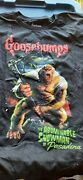 Goosebumps Fright Rags Tshirt / Limited Edition / Sold Out Print Xl Snowman Rare