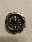 Seiko Divers Model. 7s26-7020 Profecional Divers 200 Meters All Stainless Steel
