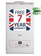 Baxi 624 Combi Boiler Erp And Flue And Loop 7 Years Warranty Fits In Cupboard
