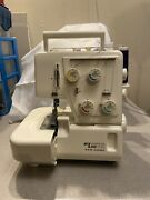 Janome New Home My Lock 134d Serger Sewing Machine Only