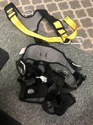 Petzl Navaho Bod Fast Croll Harness Full Body Rope Access Climbing Safety Size 1