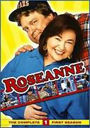 Roseanne - First Season One 1 23 Tv Episodes On 4 Dvds - Factory-sealed New