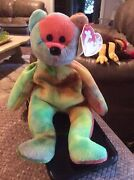 Ty Beanie Baby Very Rare Garcia With Multiple Errors Collectible Mint