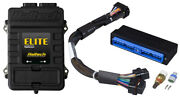 Haltech Elite 2500 Ems Ecu With Pnp Adapter Harness Kit For Nissan 300zx Z32