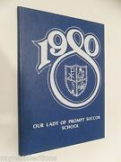 Our Lady Of Prompt Succor School Westwego, Louisiana 1980 Yearbook New Orleans