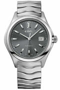 Watch Man Ebel 1216266 Of Stainless Steel Silver Plated