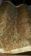 Luxury Sheer Embroidered Tablecloth Gold Sparkles Holiday Fancy Home Decor Linen